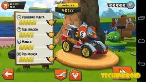 jeux de course pour Android