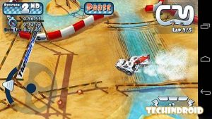 13. Mini Moto Racing