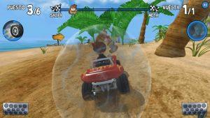 11. Beach Buggy Racing