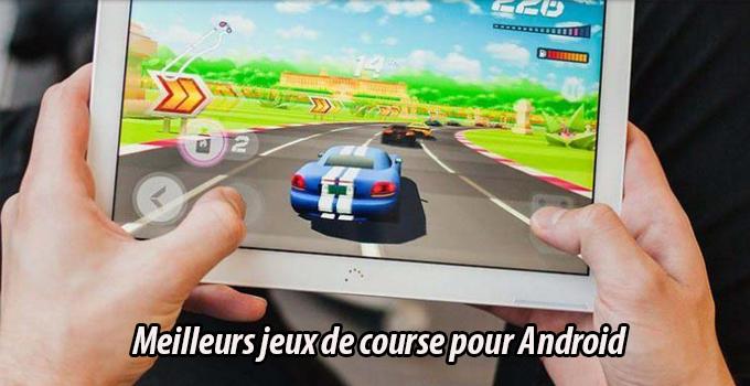 Meilleurs jeux de course pour Android