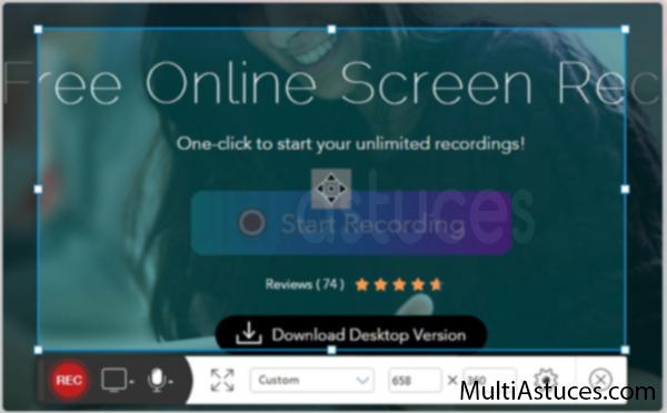 Meilleur enregistreur d'écran gratuit
