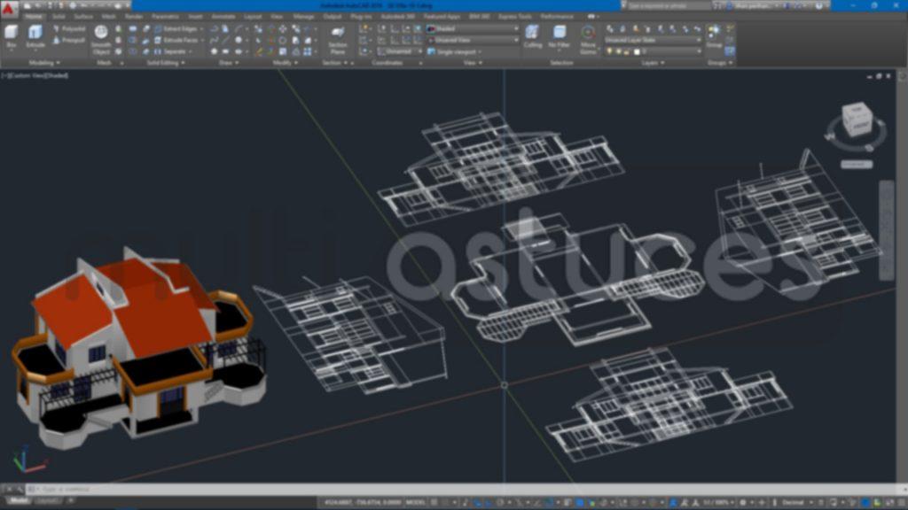 LOGICIEL ARCHITECTURAL INTELLIPLUS BIM ARCHITECTURE TÉLÉCHARGER 3D