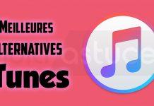 Meilleures alternatives iTunes