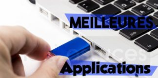 meilleures applications portables