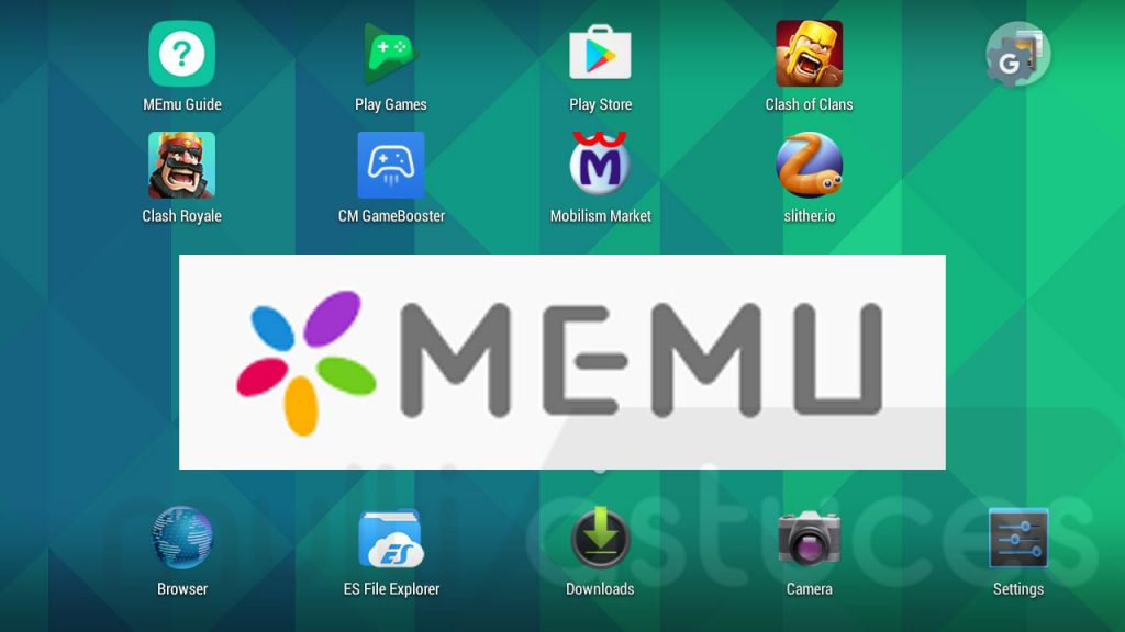 Meilleurs émulateurs Android pour Windows