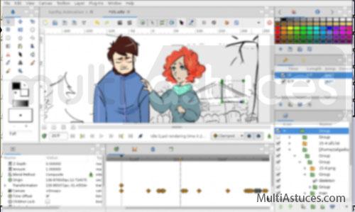 meilleurs logiciels d'animation gratuits