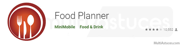 Meilleures applications de planification de repas