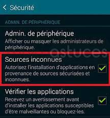 désinstaller les applications système d'Android