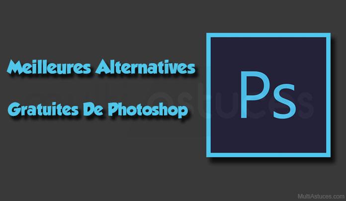 alternatives gratuites de Photoshop