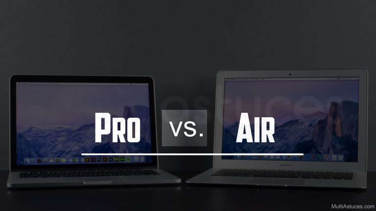 macbook pro vs air