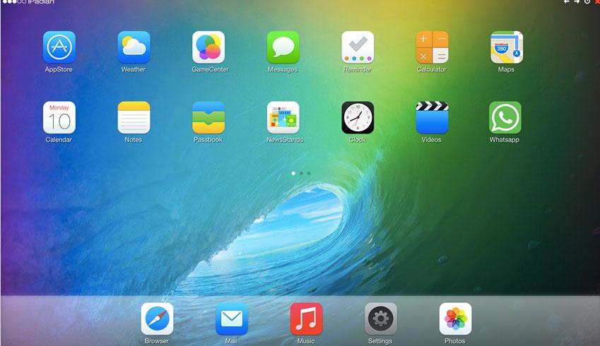 émulateurs iPhone pour PC