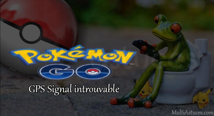 Pokemon GO GPS Signal