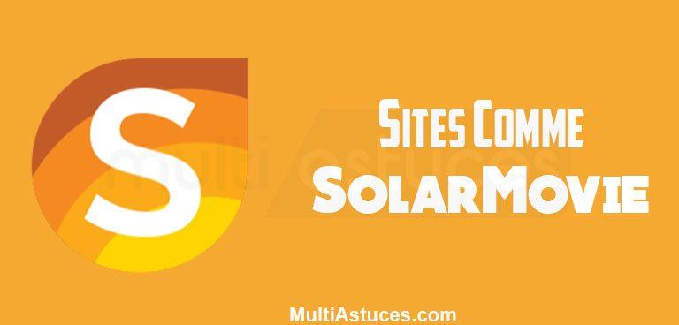 sites comme SolarMovie