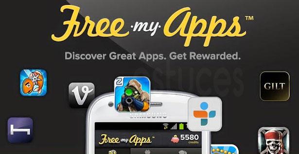 crédit Google Play gratuit