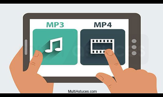 MP3 et MP4