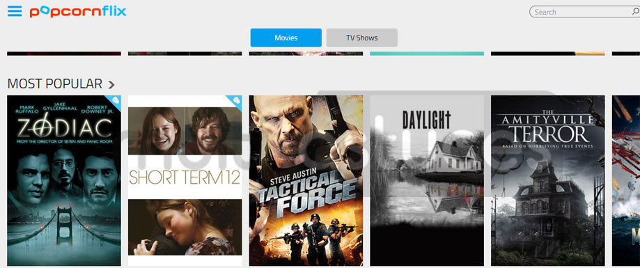 Meilleures sites de streaming de films gratuits