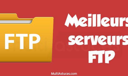 Serveur FTP gratuit
