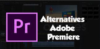 alternatives Adobe Premiere