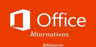 alternatives Microsoft Office