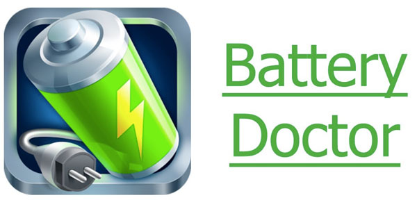 applications d'économiseur de batterie