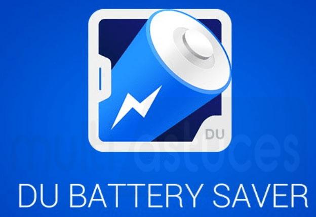 applications économiseur de batterie