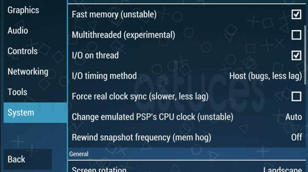 Comment jouer à des jeux PSP sur Android