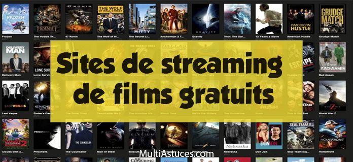 sites de streaming de films gratuits