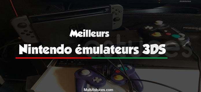 émulateurs 3DS