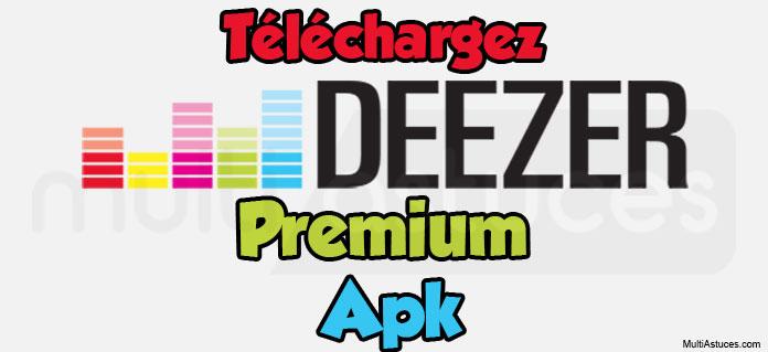 deezer apk premium 2018