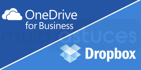 OneDrive vs DropBox