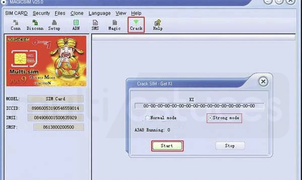 cloner une carte SIM