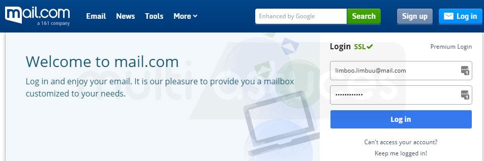 meilleurs services de messagerie gratuits