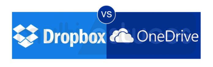 OneDrive vs DropBox