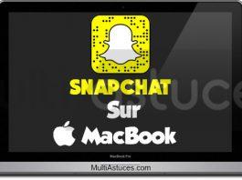 Snapchat sur MAC
