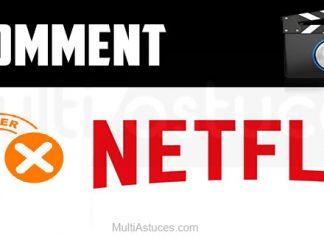 annuler un abonnement à Netflix