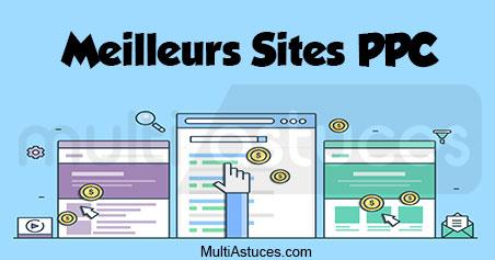 meilleurs sites PPC