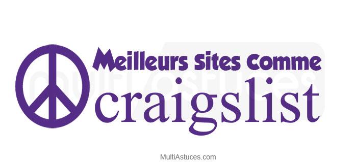 sites comme Craigslist