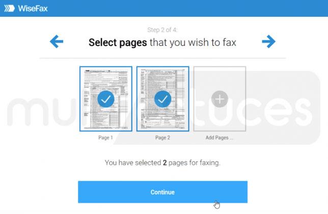 envoyer gratuitement un Fax à partir de Gmail
