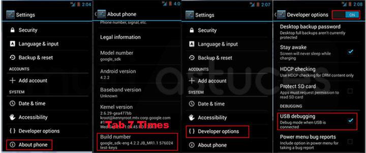 désinstaller des applications système sous Android