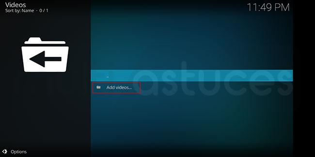 Kodi pour Android