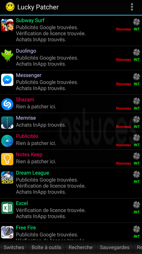 Lucky Patcher Apk