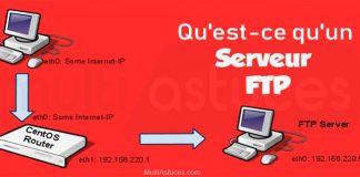 Qu'est-ce qu'un serveur FTP