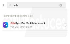 Samsung SideSync APK