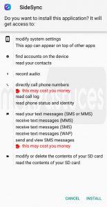 Télécharger Samsung SideSync APK gratuitement 2019 - Multi Astuces