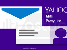 Yahoo Mail Proxy