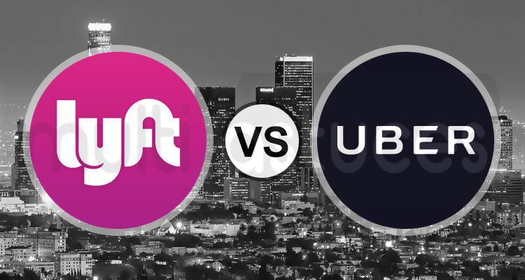Uber Vs Lyft