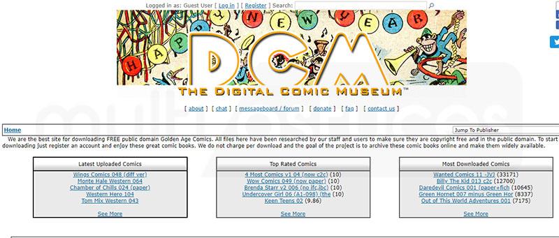 sites comme Hello Comic