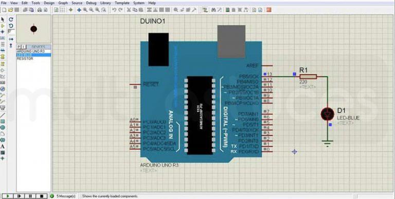 simulateurs Arduino