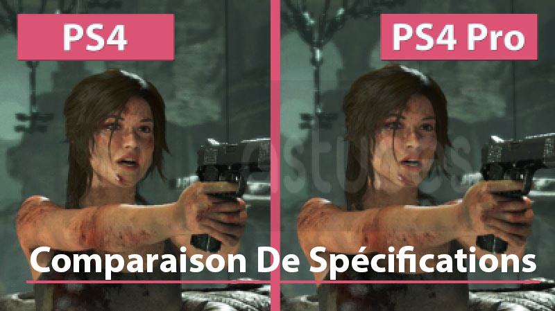 Ps4 pro vs ps4