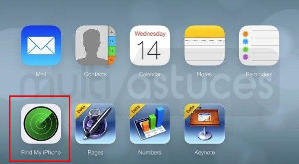 Mot de passe oublié iPhone